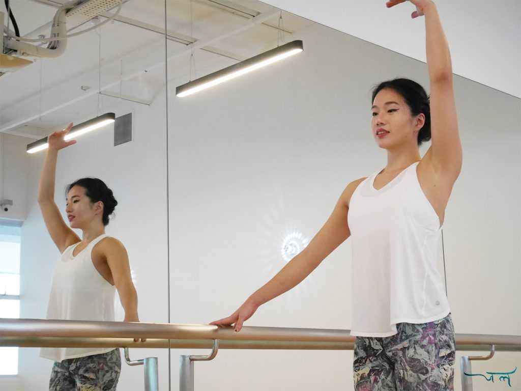5 Barre Poses You Must Know | Jal Yoga
